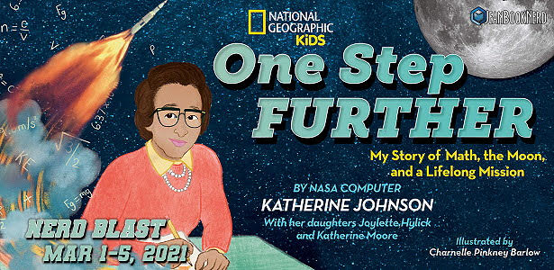 Blog Blitz: One Step Further by Katherine Johnson, Joylette Hylick, Katherine Moore, and Charnelle Pinkney Barlow (Spotlight + Giveaway!)