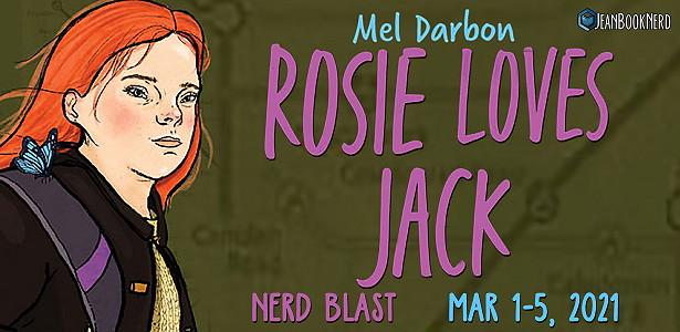 Blog Blitz: Rosie Loves Jack by Mel Darbon (Spotlight + Giveaway!)