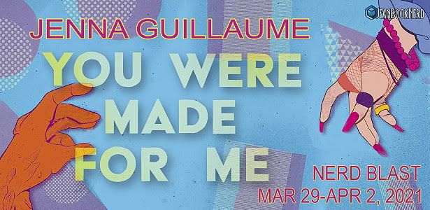 Blog Blitz: You Were Made for Me by Jenna Guillaume (Spotlight + Giveaway!)