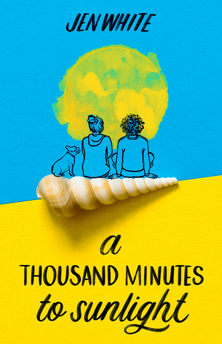 Blog Tour: A Thousand Minutes to Sunlight by Jen White (Interview + Giveaway!)