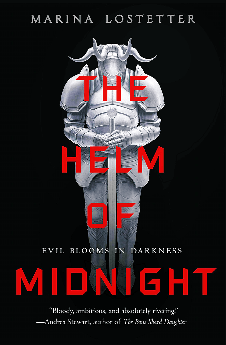 Blog Tour: The Helm of Midnight by Marina Lostetter (Excerpt + Giveaway!)
