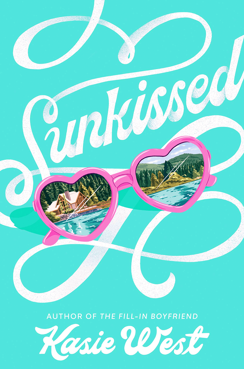 Blog Tour: Sunkissed by Kasie West (Reading Journal!)