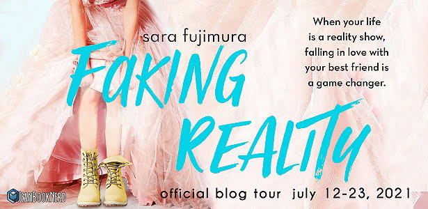 Blog Tour: Faking Reality by Sara Fujimura (Interview + Giveaway!)