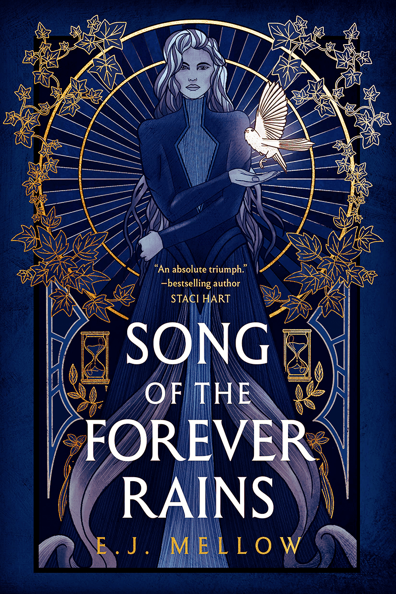 Blog Tour: Song of the Forever Rains by E.J. Mellow (Excerpt + Giveaway!)