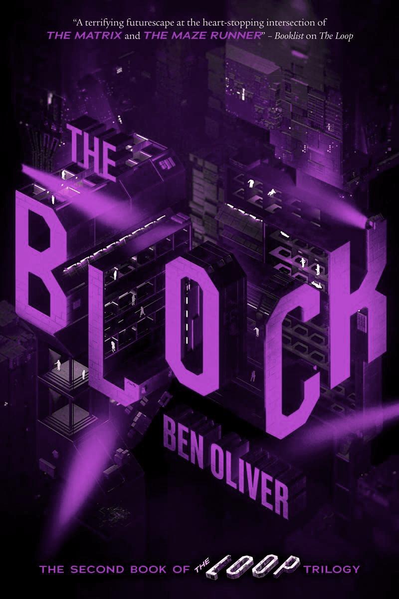 Blog Tour: The Block by Ben Oliver (Spotlight!)