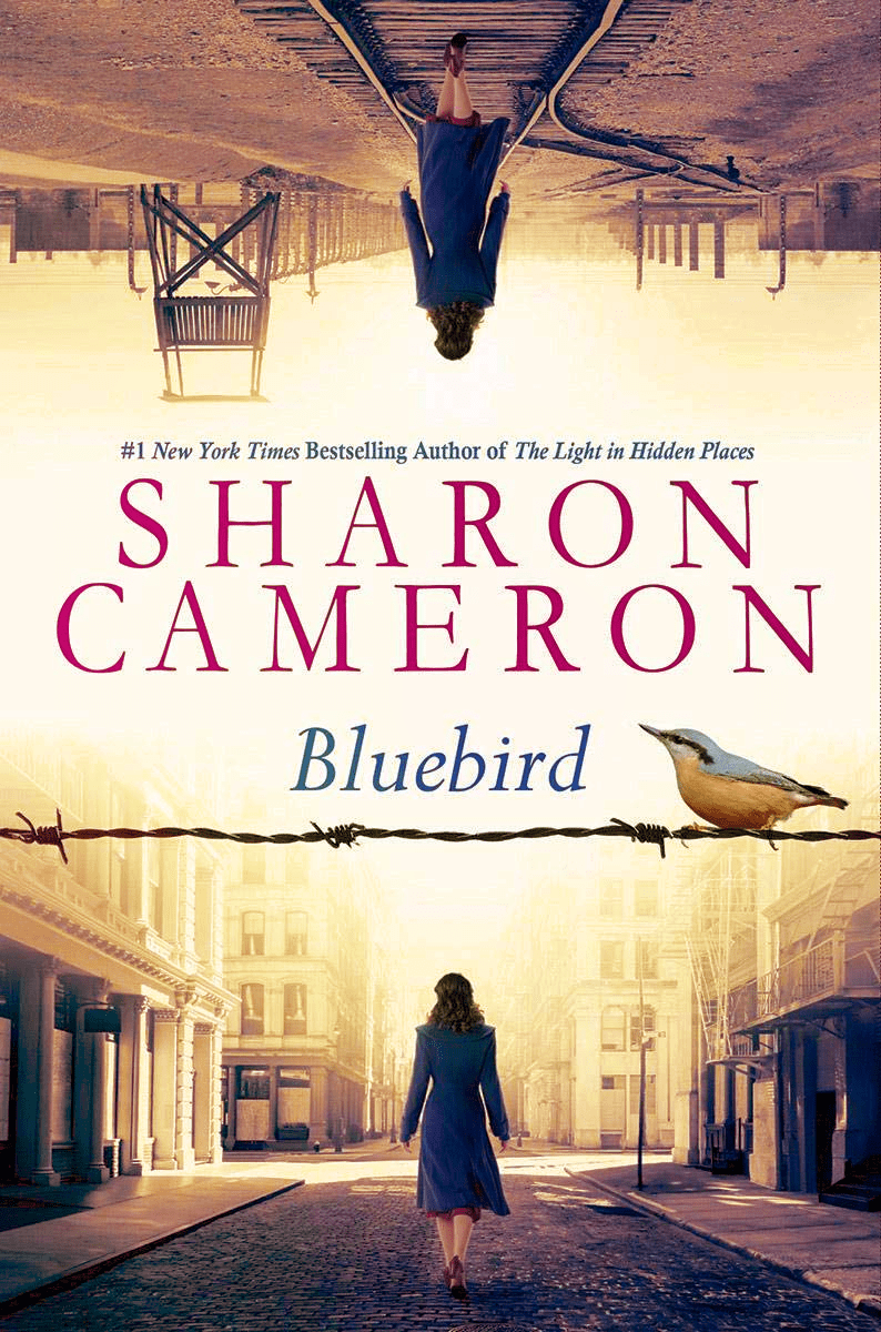 Blog Tour: Bluebird by Sharon Cameron (Excerpt + Giveaway!)