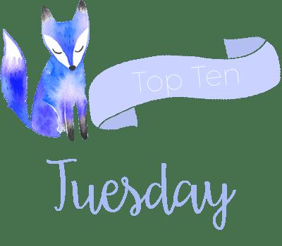 Top Ten Tuesday | December 6, 2016