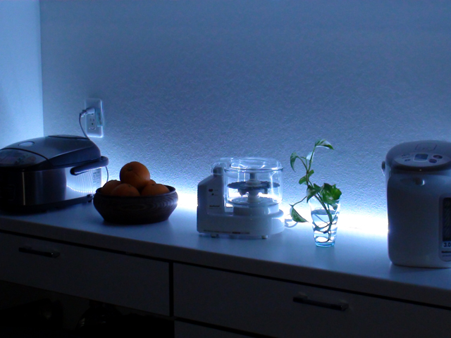 LEDテープライト【サンプル12】