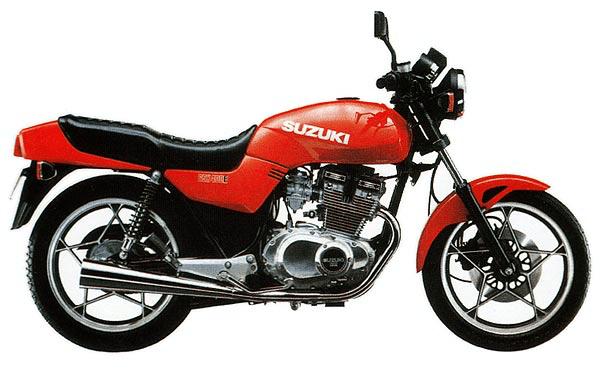 GSX400E