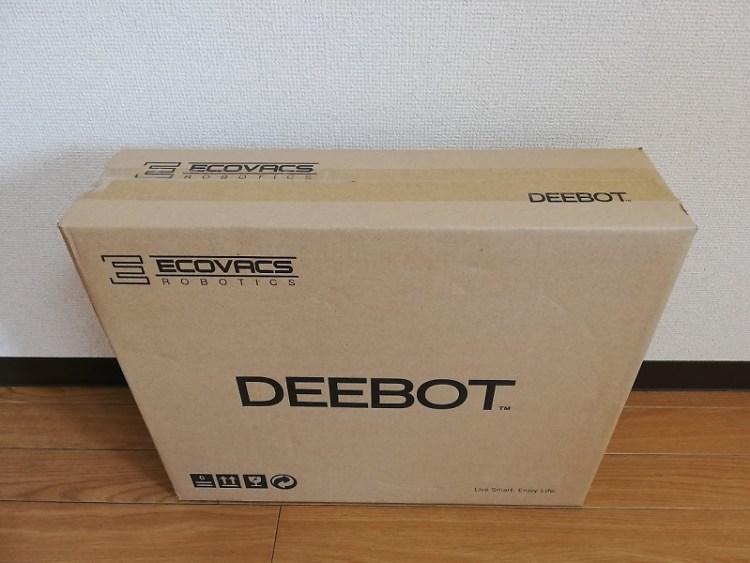 DEEBOT N79 ロボット掃除機