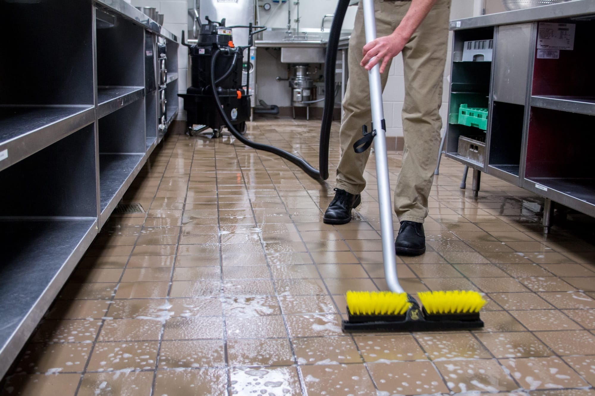 Kaivac Cleaning Systems  Dont just clean it Kaivac it