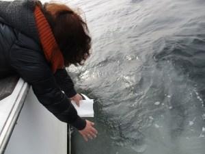 東京湾海洋葬