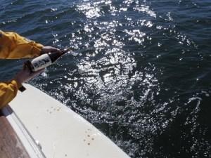 海洋散骨供養