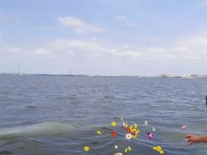 東京海洋散骨の合同散骨