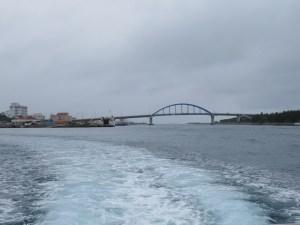 石垣島サザンゲートブリッジ散骨