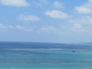 沖縄石垣島の海へ散骨