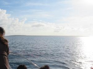 宮古島の海へ