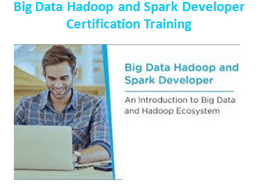 Big Data Hadoop and Spark Developer Certification Training