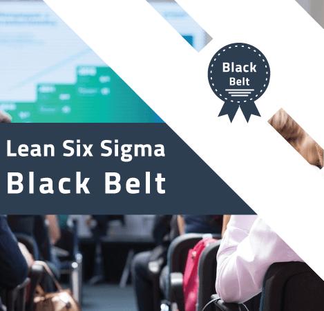 Formation à la certification Lean Six Sigma Black Belt