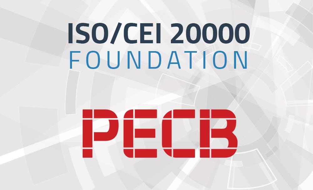 ISO/CEI 20000 Foundation