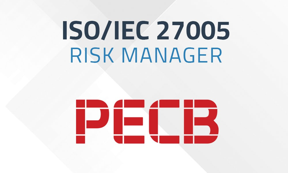 ISO/CEI 27005 Risk Manager