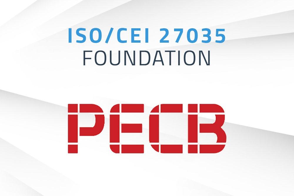 ISO/CEI 27035 Foundation