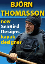Björn T - new Seabird designer with Black Pearl