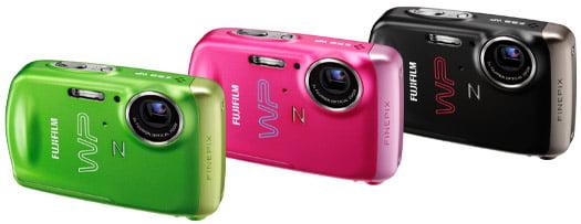 Fujifilms vattentäta kamera