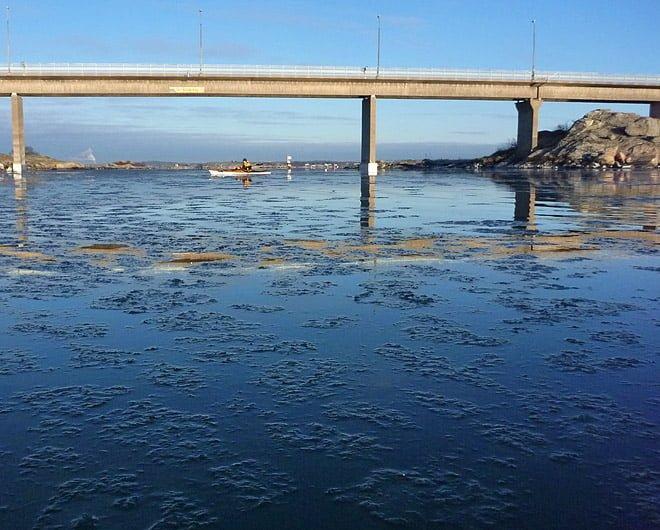 Donsöbron från andra hållet