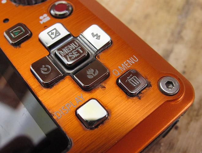 Panasonic Lumix DMC-FT1 har börjat oxidera