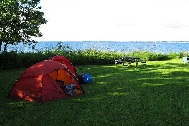 På Vens camping