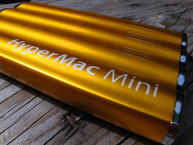 HyperMac Mini, orange