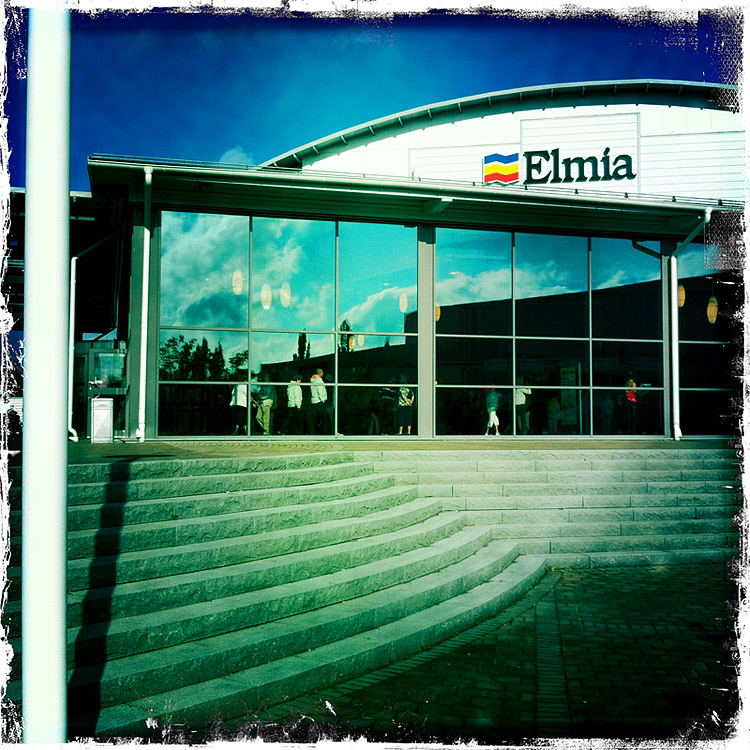 En torsdag på Elmia - Husvagns och husbilsmässa