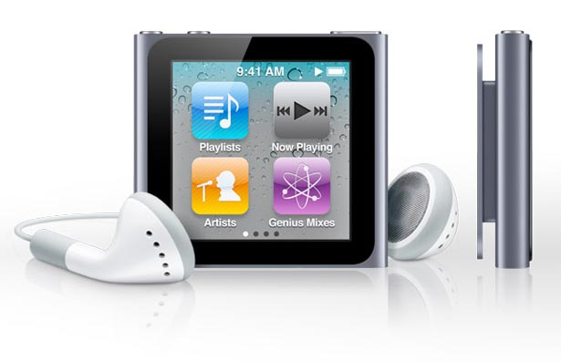 Apple iPod nano 2010