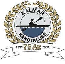 KalmarKanotKlubb firade 75 år och ville ha en ny logga till det