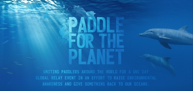 Paddle for the planet - 5 juni