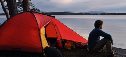 Hilleberg Rogen - nytt tält från Hilleberg