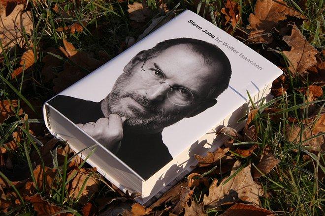 Steve Jobs biografi