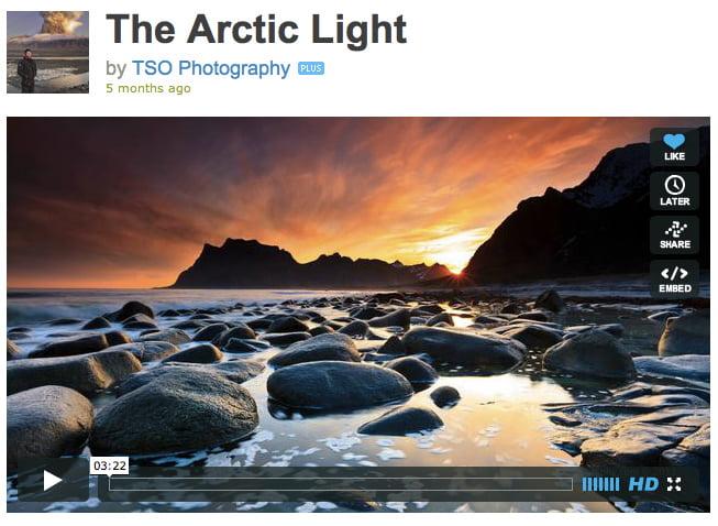 The Arctic Light