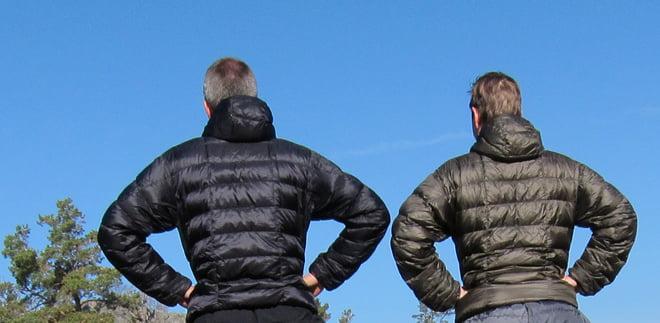Två gånger FLash Jacket i Misterhults skärgård