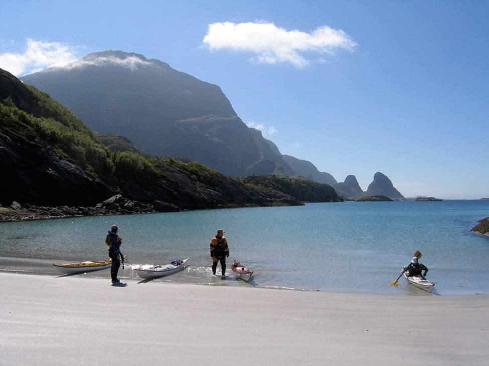 Helgeland Kusten, Norge