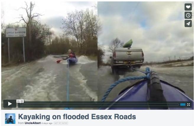 floodedkayaking-road