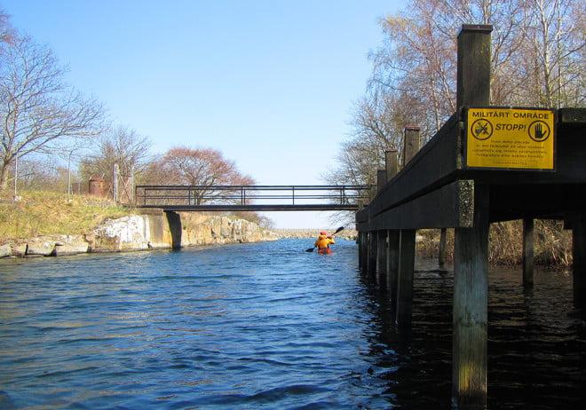 Kanalen vid V Hästholmen