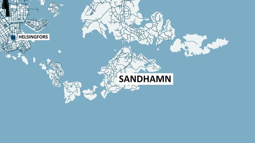 Helsingfors-Sandhamn