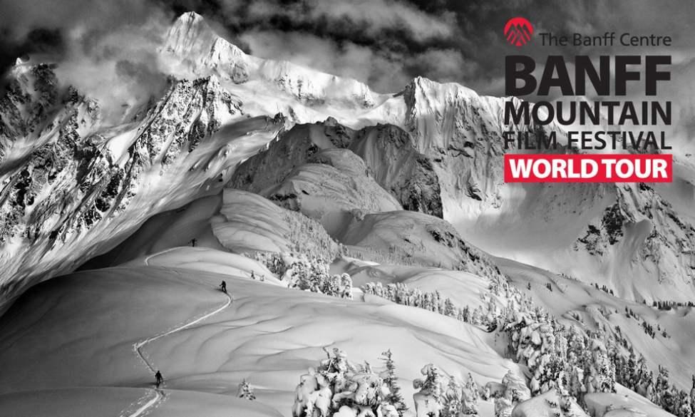 Banff Mountain Film Festival World Tour 2014 Sverige »