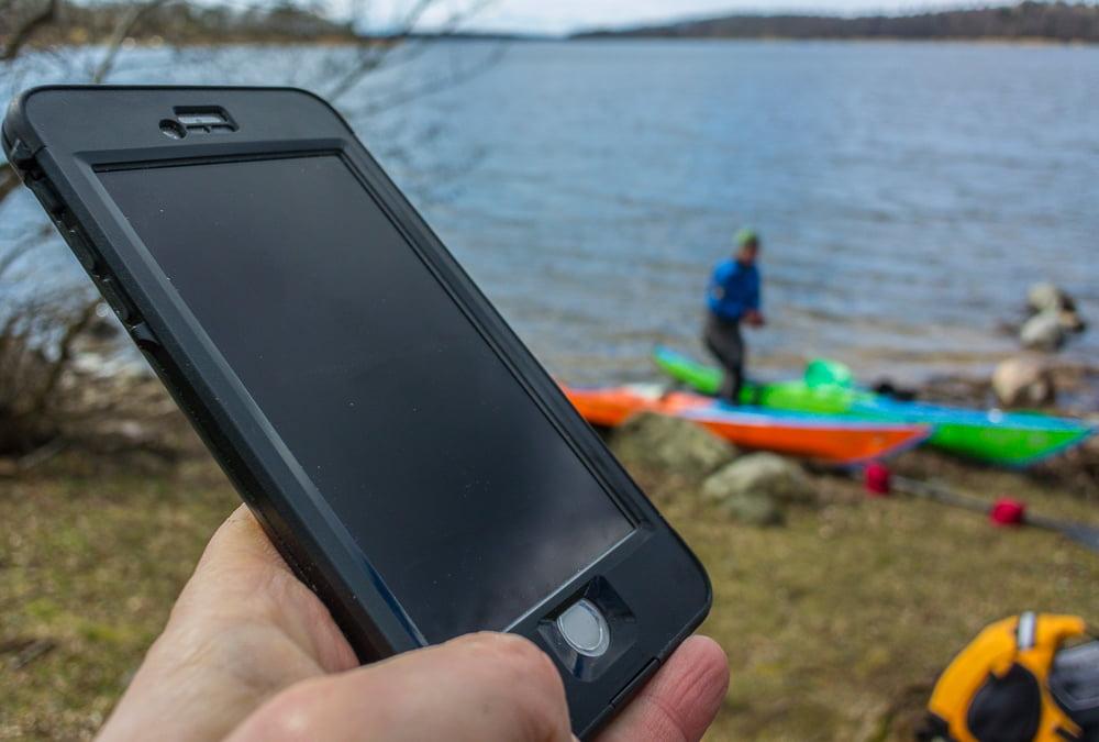 Lifeproof Nüüd för iPhone 6 plus