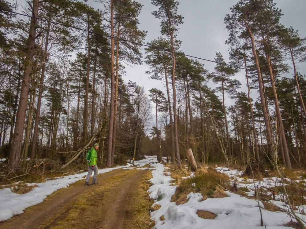Mot toppen, 1-200 meters långpromenad från bilen!! Tunn luft, expedition, äventyr och strapats! :)