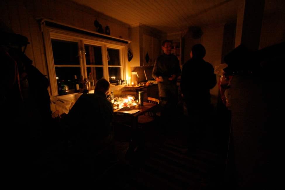 Kvällsmys i Lillstugan