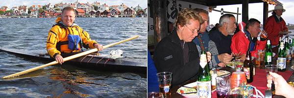 Stefan i sin SOF | Matdags i restaurangen