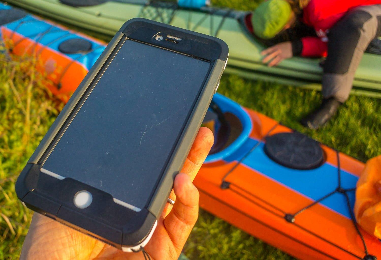 Thule Atmos X5 vattentätt fodral till smarta telefoner